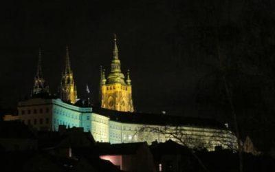 Procházka: Pražský hrad pod rouškou noci