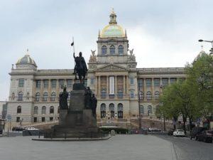 Velikonoční Praha – Národní muzeum