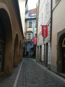 Velikonoční Praha – staroměstské uličky