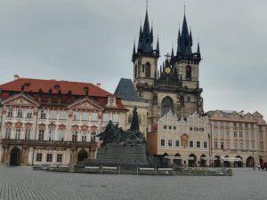 Velikonoční Praha – Staroměstské náměstí