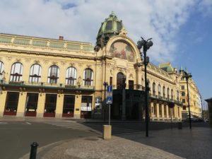 Velikonoční Praha – Obecní dům