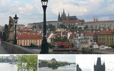 Jsem pražský turista :: Karlův most :: 28.04.2020