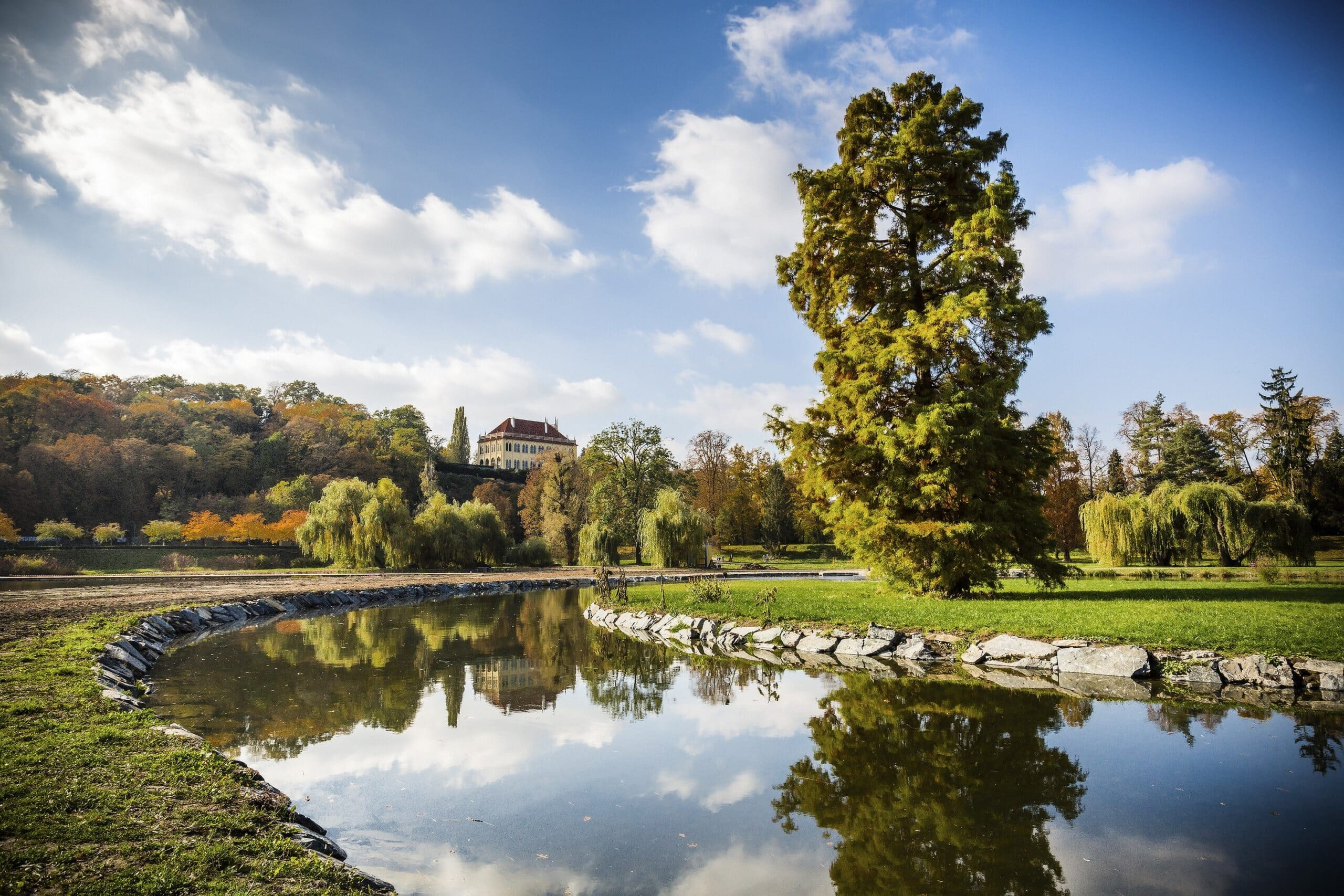 Královská obora Stromovka (Zdroj: Prague City Tourism)