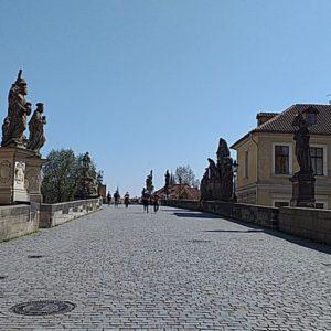 Karlův most Praha křížem krážem Seznamte se Karlův most procházka foto Kristýna Maková