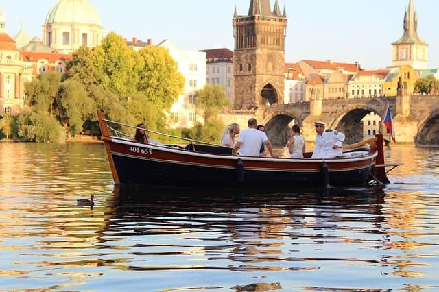 Velikonoční Praha – Obchodní dům Kotva