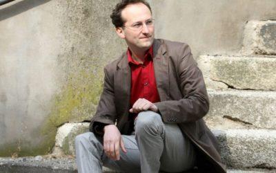 Martin Hybler: Silueta Pražského hradu se dokonce dostala do jedné mé sólové skladby