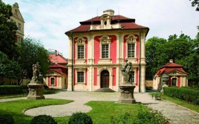 Procházka: Po stopách Antonína Dvořáka v Praze