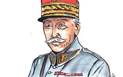 Francouzský generál si štěstí s českou manželkou neužil