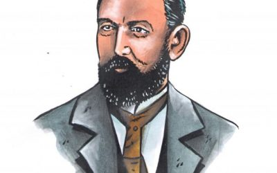 Profesor František Ruth – autor slavné kroniky