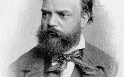 Antonín Dvořák: Všechny symfonie bych dal za to, kdybych vynalezl parní lokomotivu