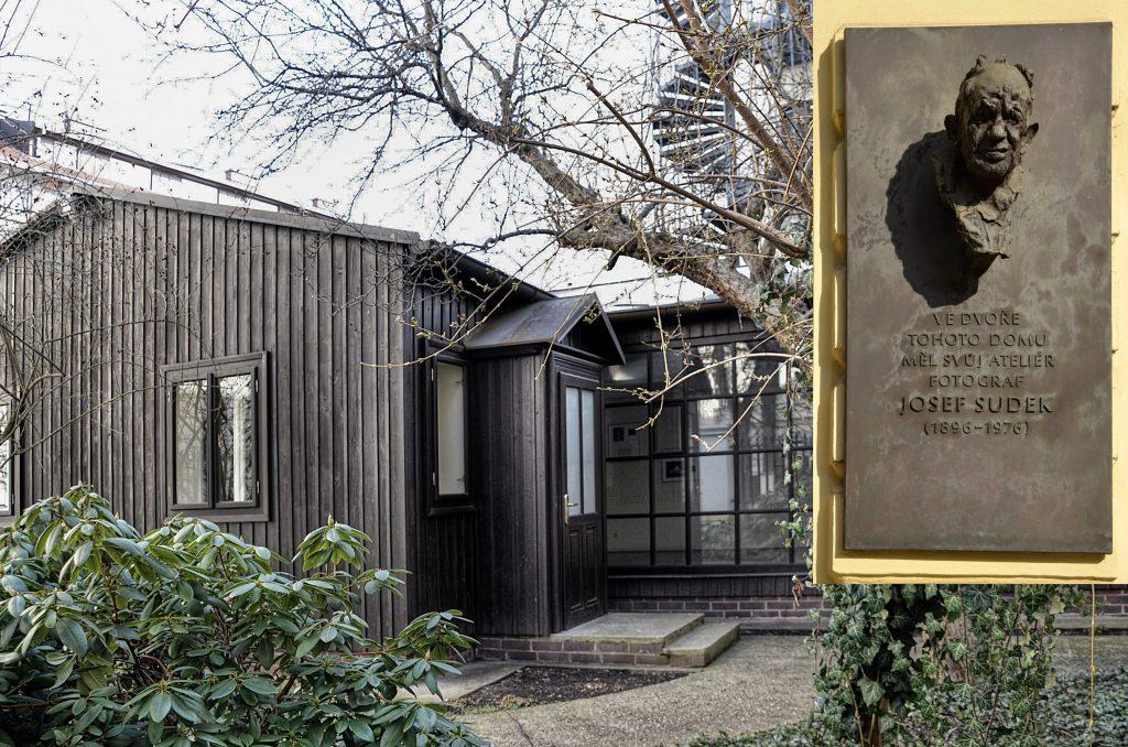 V tomto domě čp. 169/6 bydlel Josef Sudek pouze jeden rok. (Foto: Miloslav Čech)