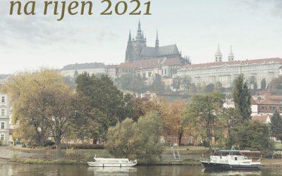 Klub Prahy křížem krážem: program na říjen 2021